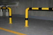 Odbojnice parkingowe