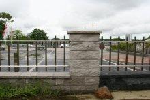 Siedziba Semmelrock - ogród wystawowy