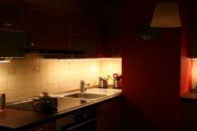 Apartament Warszawa kuchnia1