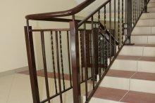 Balustrady schodowe Opinogóra muzeum