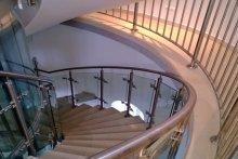 Balustrada schodowa schody spiralne Pisz wieża